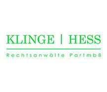 Klinge Hess, Rechtsanwälte