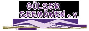 Gülser Seemöwen e.V. Logo