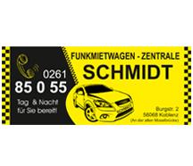 sponsor-Mietwagen Schmidt